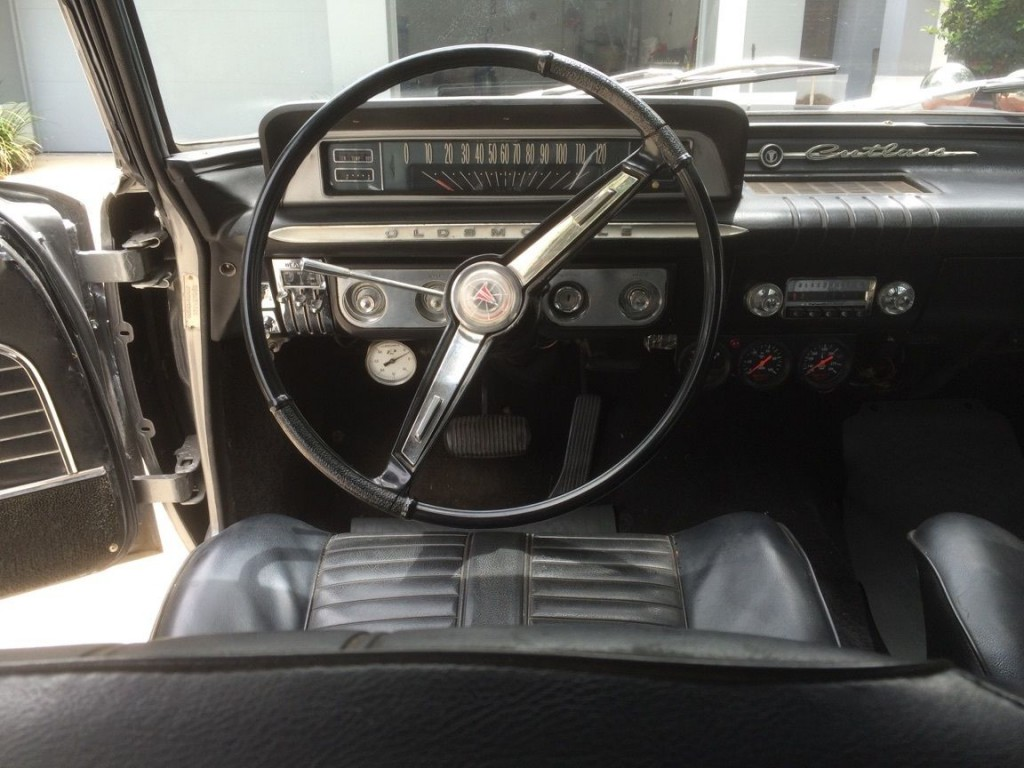 1963 Oldsmobile Cutlass F85 Convertible