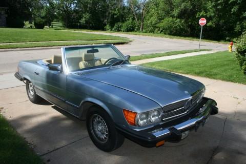 1980 Mercedes Benz 450SL Convertible for sale