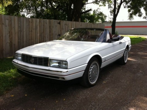 1987 Cadillac Allante Convertible for sale