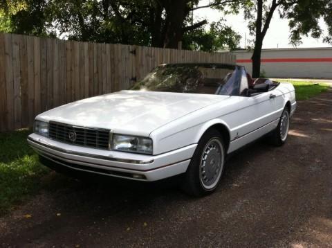 1987 Cadillac Allante Convertible for sale