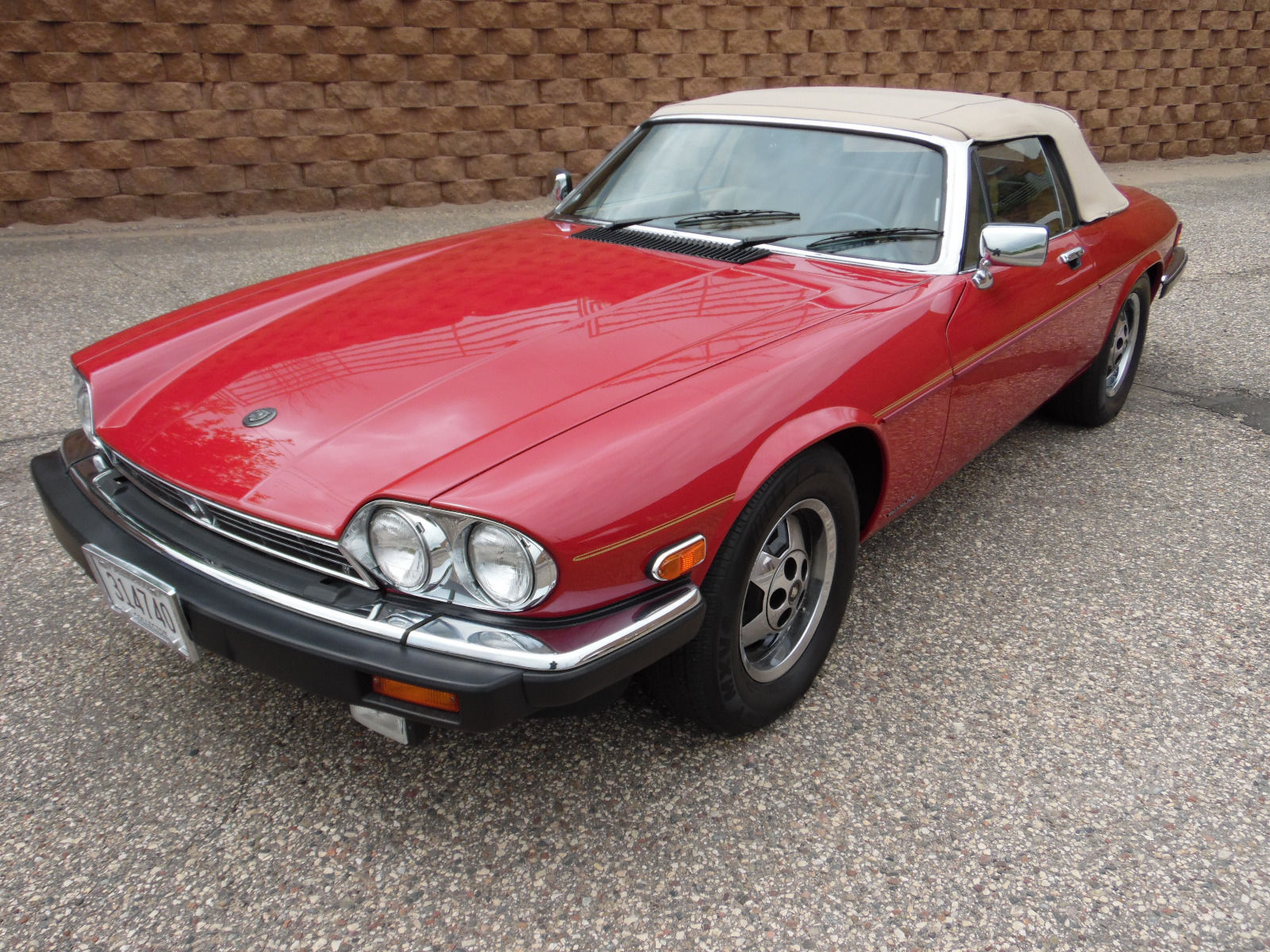 1987 jaguar xjs convertible for sale. Black Bedroom Furniture Sets. Home Design Ideas