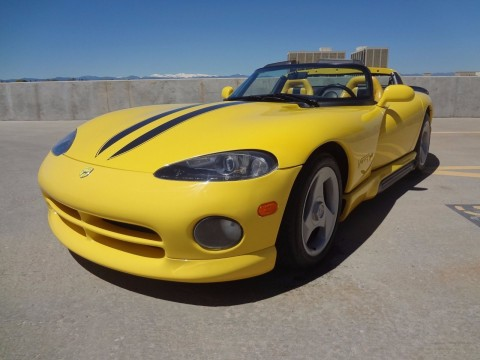 1994 Dodge Viper RT/10 Convertible for sale