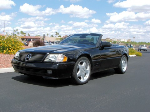 1994 Mercedes Benz 500SL Convertible for sale