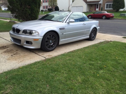 2002 BMW M3 E46 Convertible for sale
