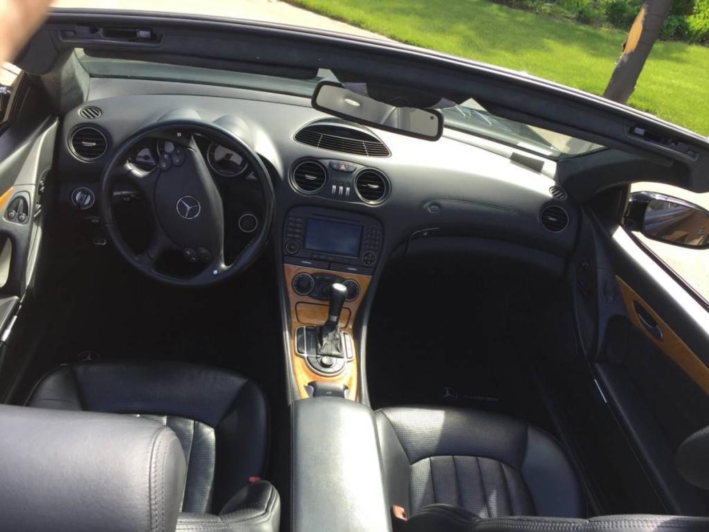 2006 Mercedes Benz SL65 AMG Convertible