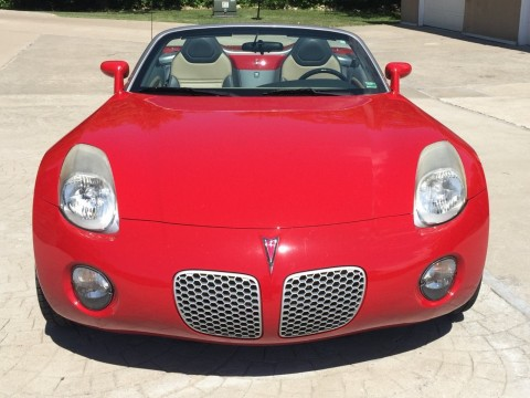 2006 Pontiac Solstice Convertible for sale