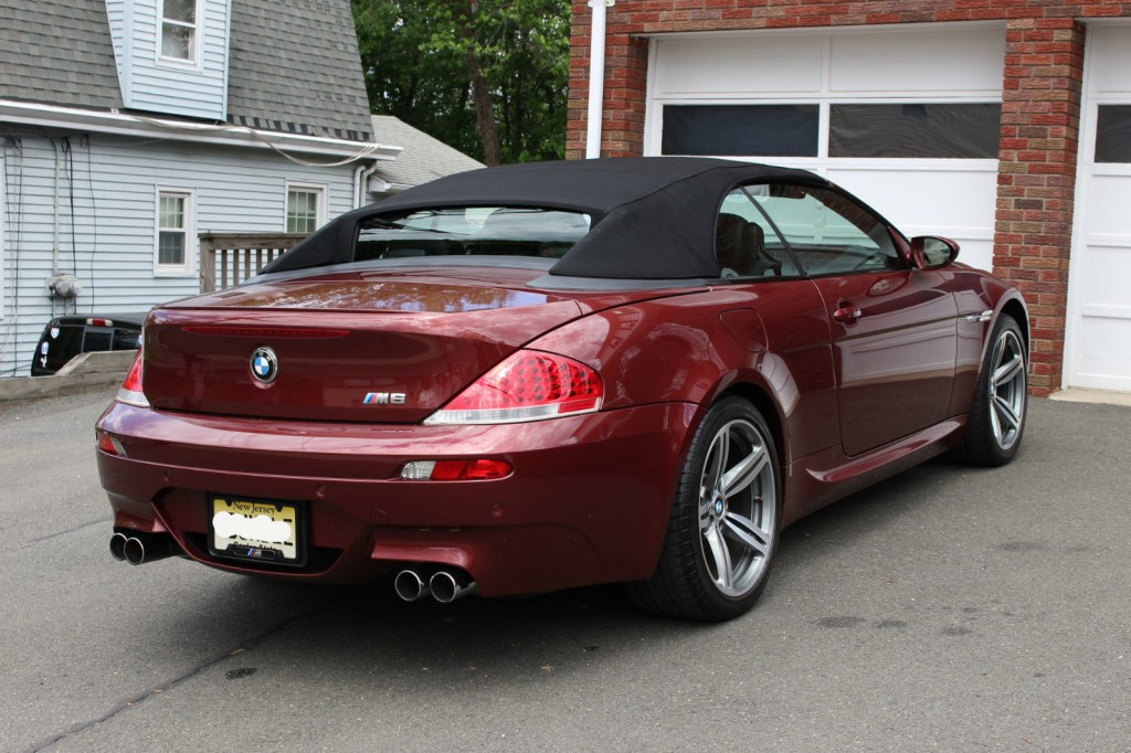 2007 bmw m6 convertible for sale. Black Bedroom Furniture Sets. Home Design Ideas