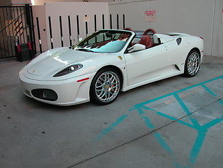 2007 Ferrari F430 Spider Convertible for sale