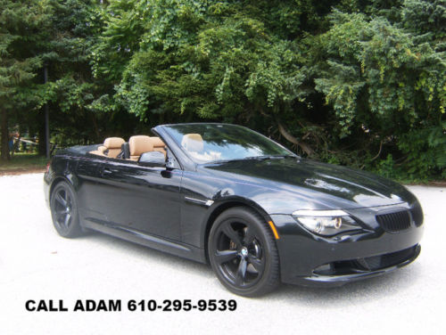 2006 Bmw 325i For Sale >> 2010 BMW 650i Convertible Sport Package for sale