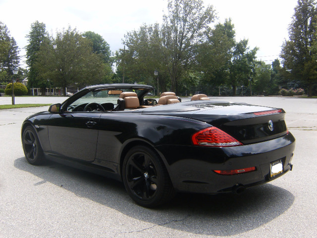 2010 Bmw 650i Convertible Sport Package For Sale