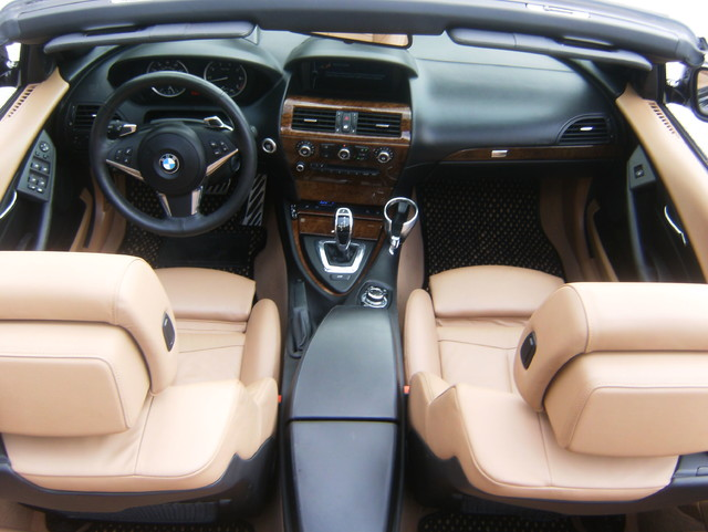 2010 BMW 650i Convertible Sport Package
