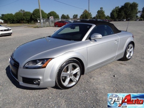 2012 Audi TT Convertible Premium Plus for sale