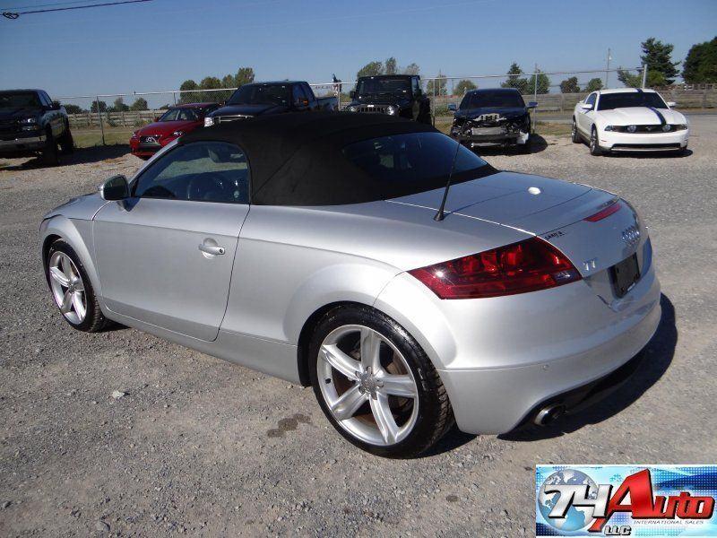 2012 Audi TT Convertible Premium Plus
