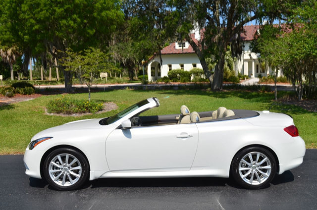 2013 Infiniti G37 Convertible For Sale