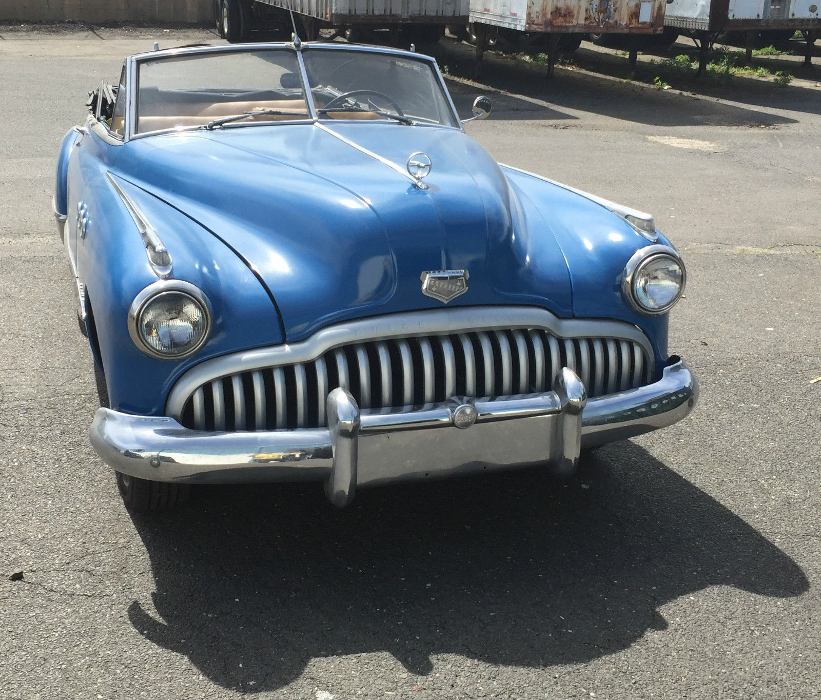 1949 Buick Super: 1949 Buick Super Convertible For Sale