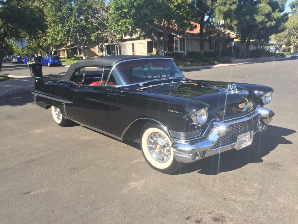 1957 cadillac series 62 convertible for sale. Black Bedroom Furniture Sets. Home Design Ideas