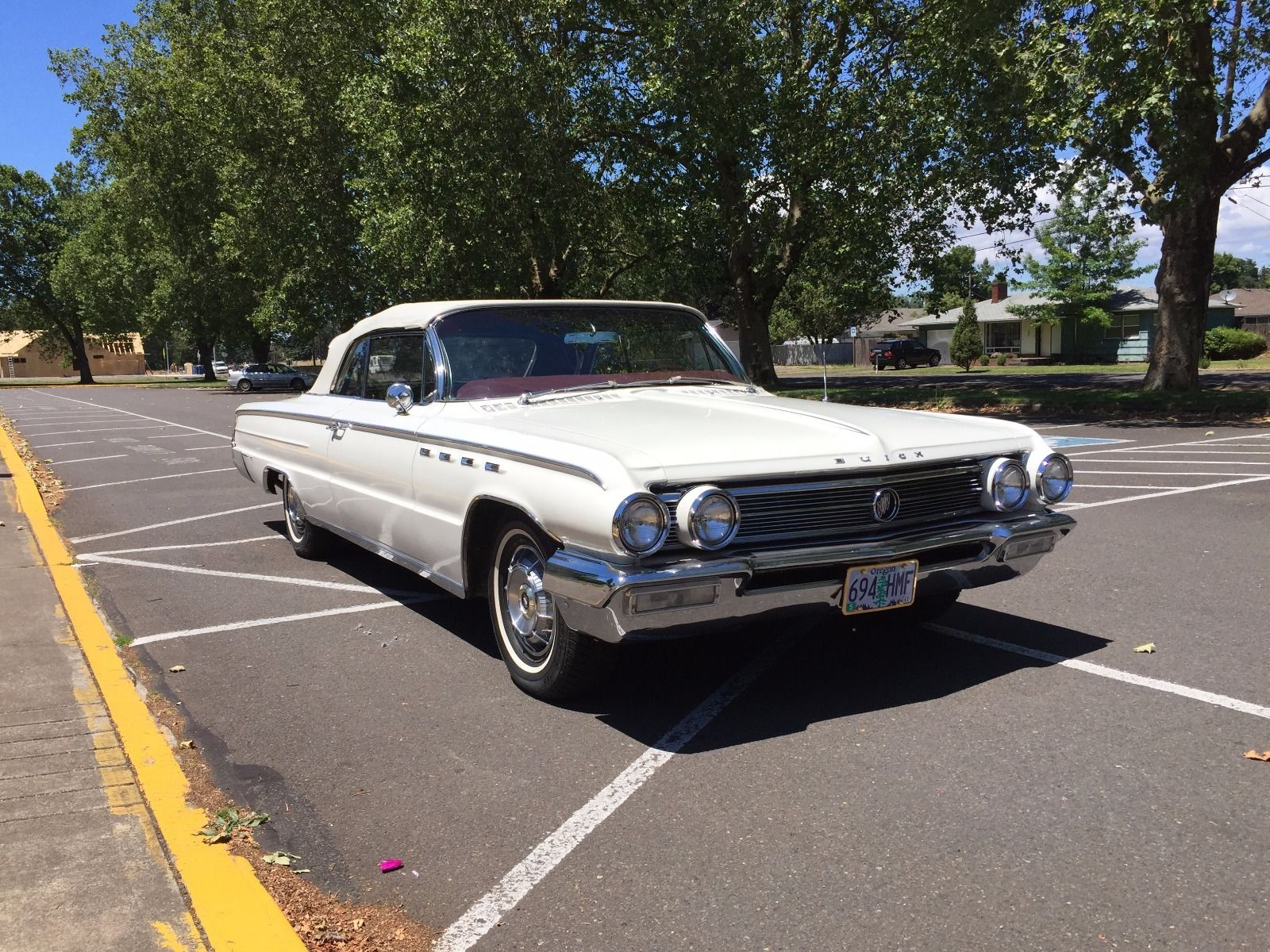 1962 Buick Electra 225 Convertible For Sale