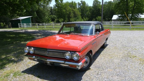 1963 Buick Skylark Convertible for sale