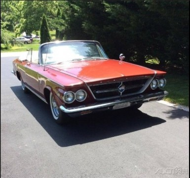 1963 Chrysler 300 Series Convertible for sale