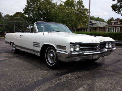 1964 Buick Wildcat Convertible for sale