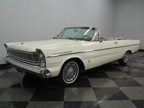 1965 Ford Galaxie 500 Convertible for sale