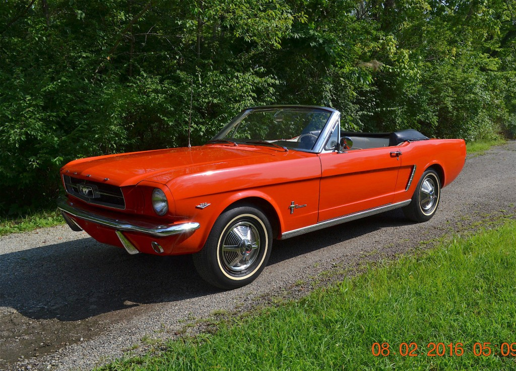 Mustang For Sale In Ohio 1966 Mustang A Code Gt 4 Speed