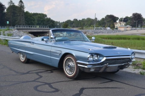 1965 Ford Thunderbird Convertible for sale