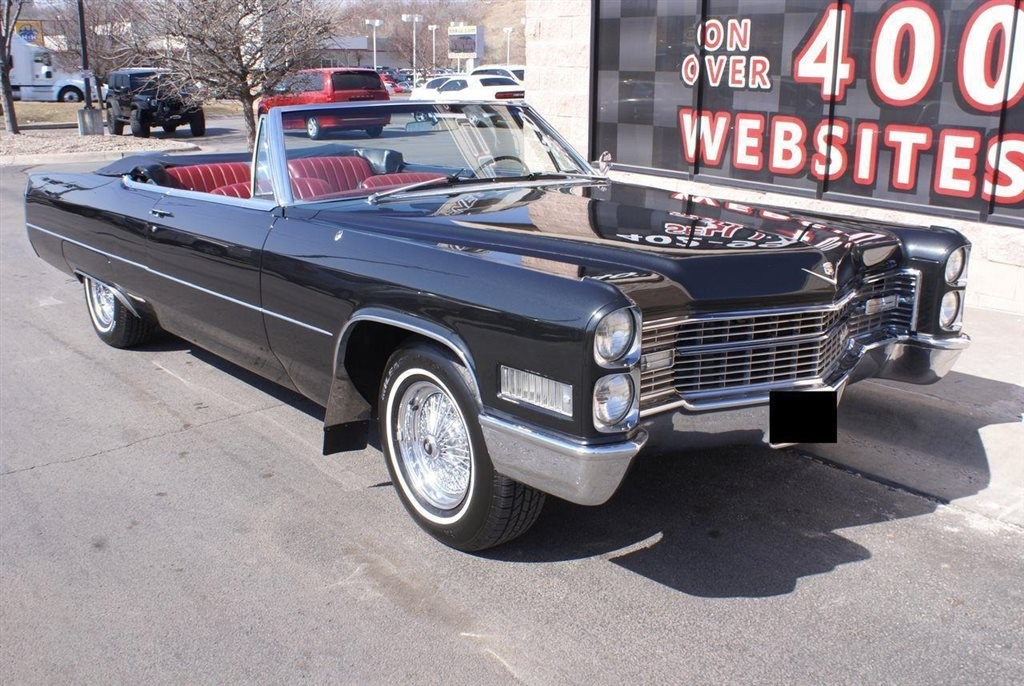 1966 cadillac deville convertible for sale. Black Bedroom Furniture Sets. Home Design Ideas