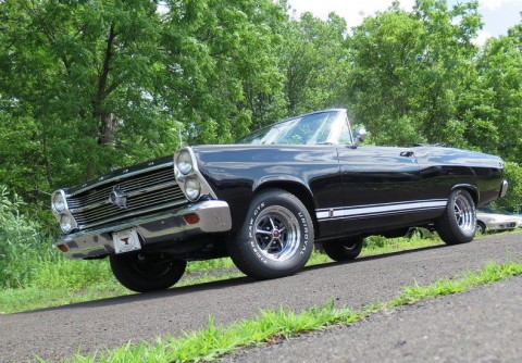 1966 Ford Fairlane XL Convertible for sale