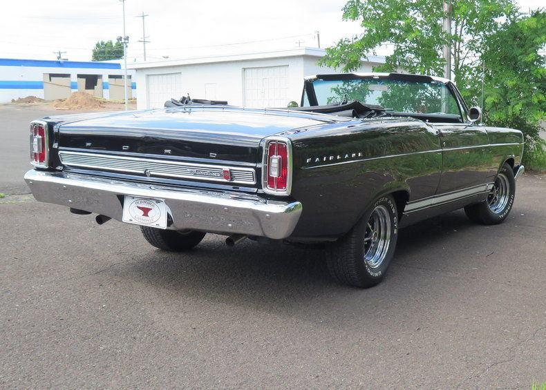 1966 Ford Fairlane XL Convertible