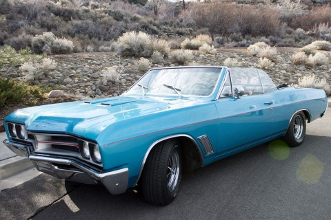 1967 Buick Skylark GS 400 Convertible for sale