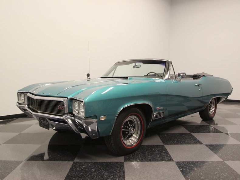1968 buick gs 400 convertible for sale for Buick motors for sale