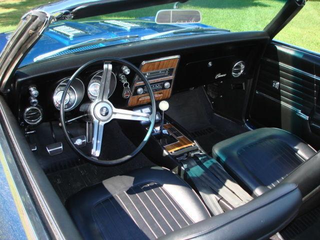 1968 Chevrolet Camaro RS/SS Convertible
