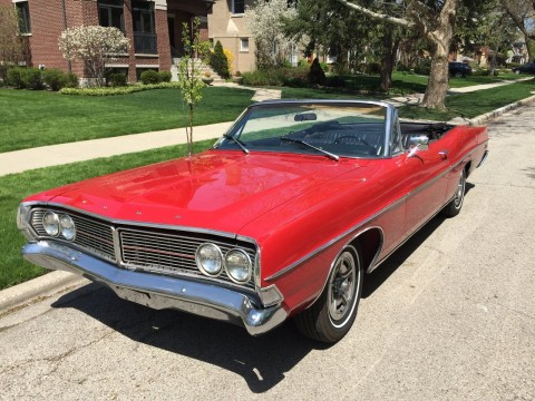 1968 Ford Galaxie Convertible for sale