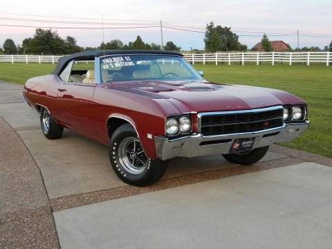 1969 Buick Grand Sport Convertible for sale