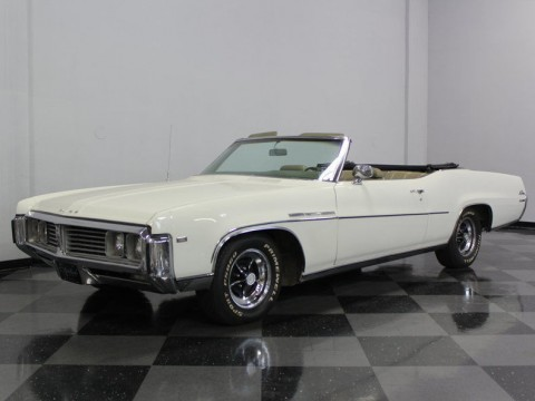 1969 Buick LeSabre Convertible for sale