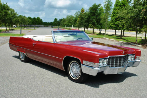 Classic Convertible Cars For Sale In Florida