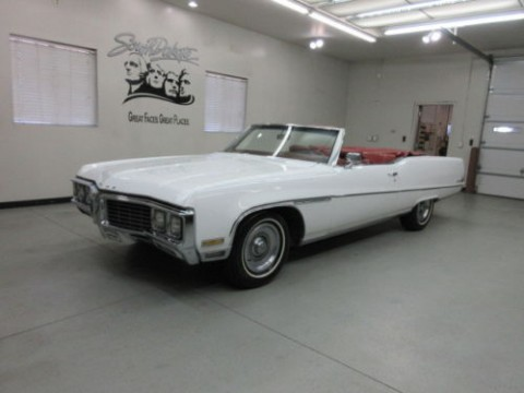 1970 Buick Electra 225 Convertible for sale