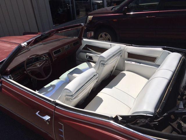 1972 Cadillac Eldorado Convertible
