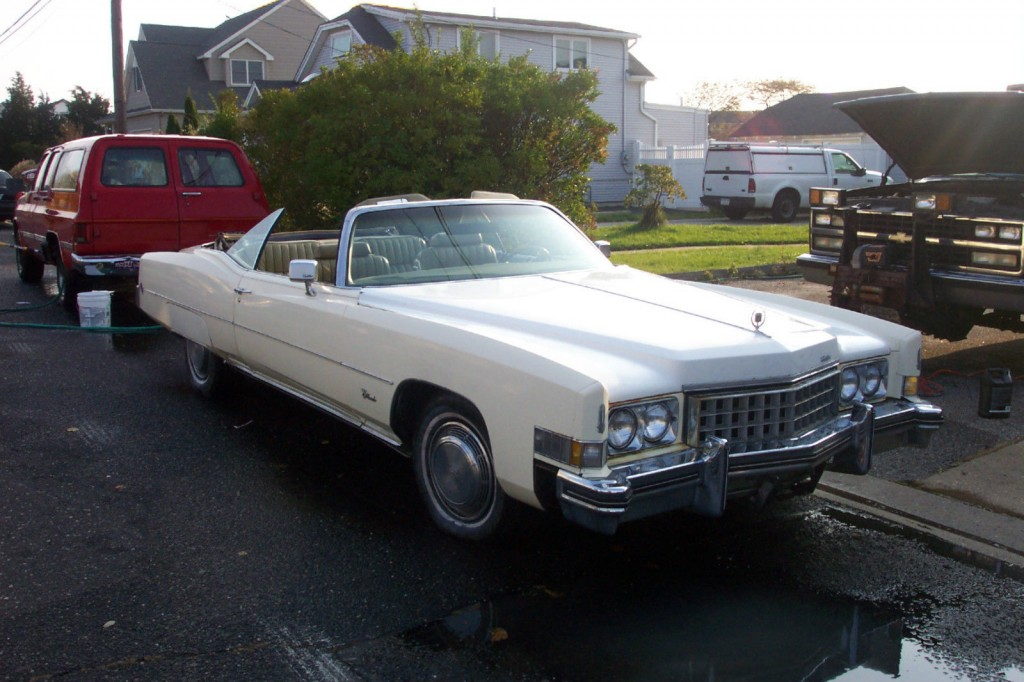 1971 Cadillac Eldorado Production Numbers/Specifications