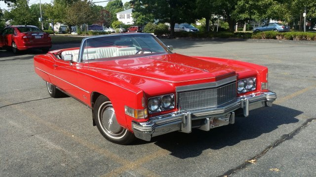 1974 cadillac eldorado convertible for sale. Cars Review. Best American Auto & Cars Review