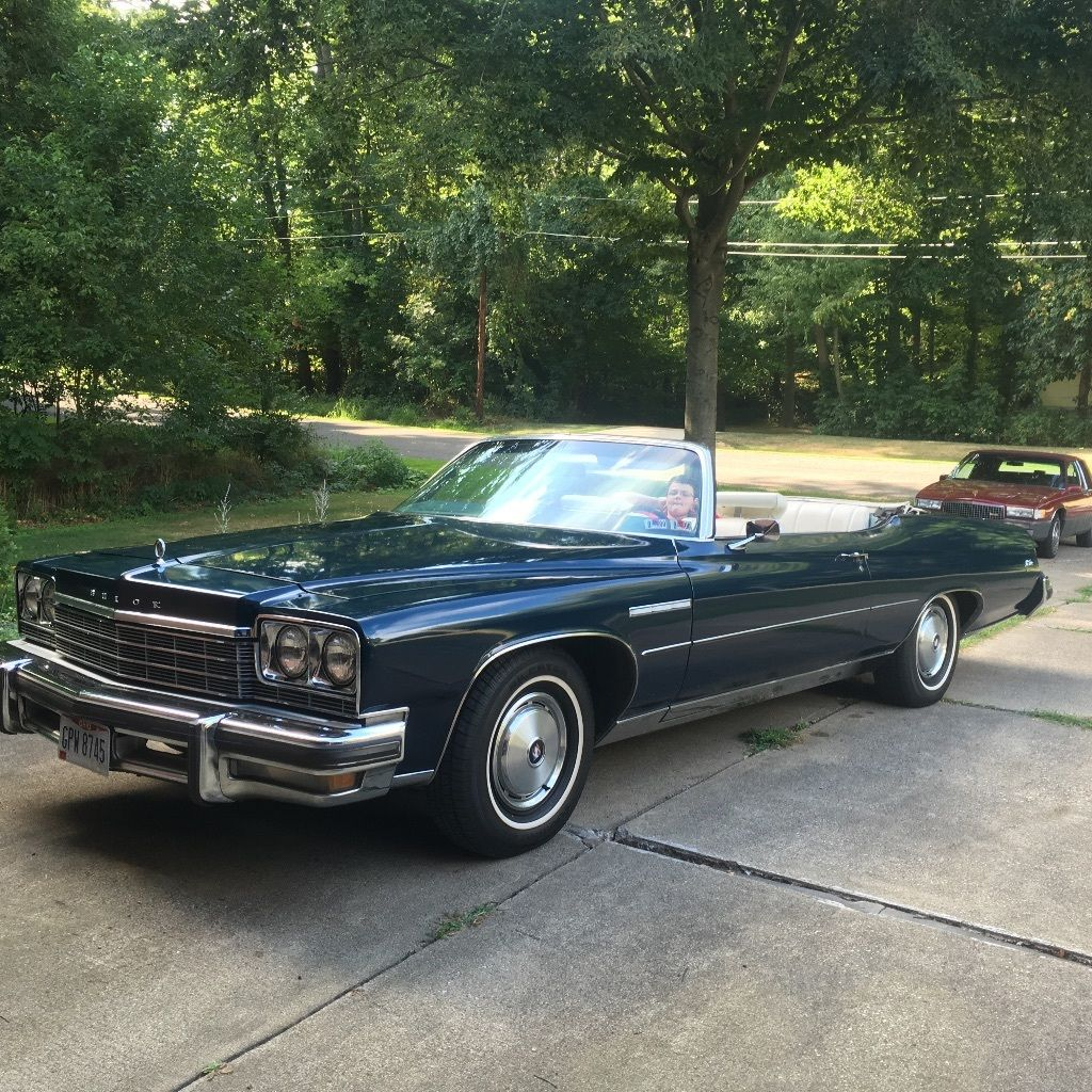 1975 Buick LeSabre Convertible For Sale