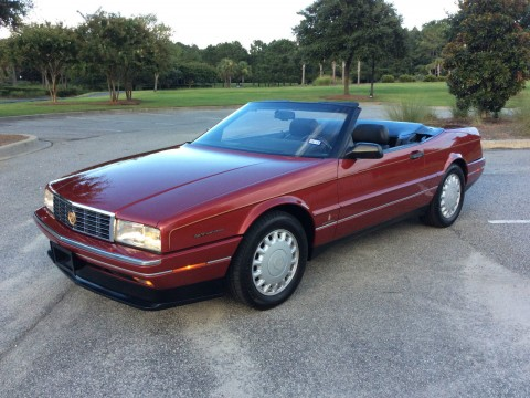 1993 Cadillac Allante Convertible for sale