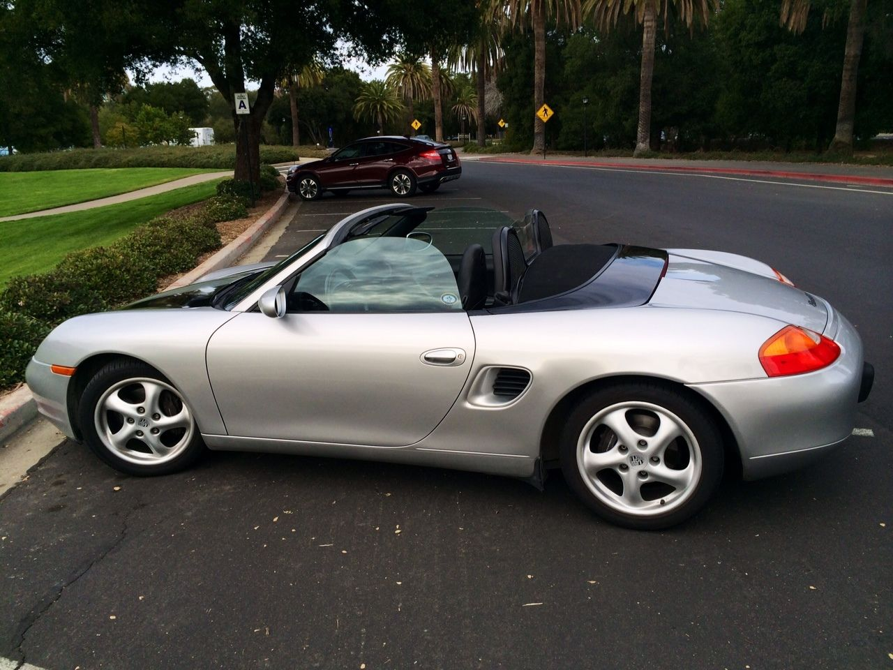 1997 Porsche Boxster Convertible For Sale