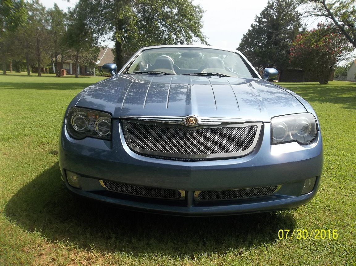 2005 chrysler crossfire convertible for sale. Cars Review. Best American Auto & Cars Review