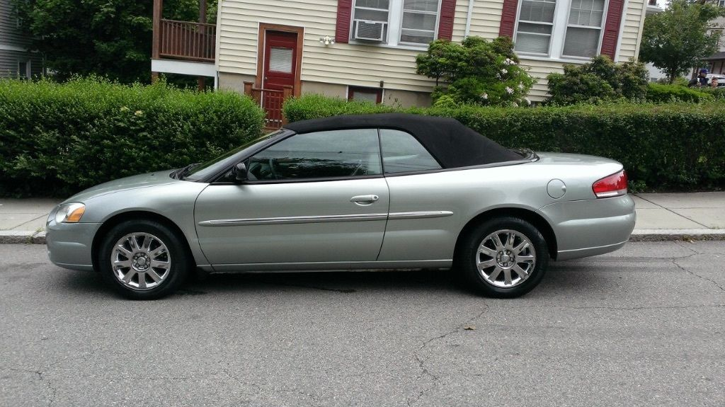 2005 Chrysler Sebring Limited Convertible For Sale