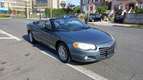 2006 Chrysler Sebring Touring Convertible for sale