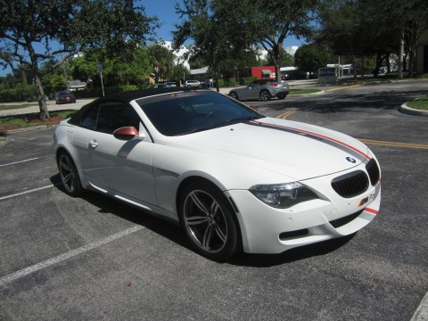 2008 BMW M6 Convertible for sale
