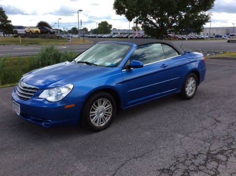 2008 Chrysler Sebring Convertible for sale
