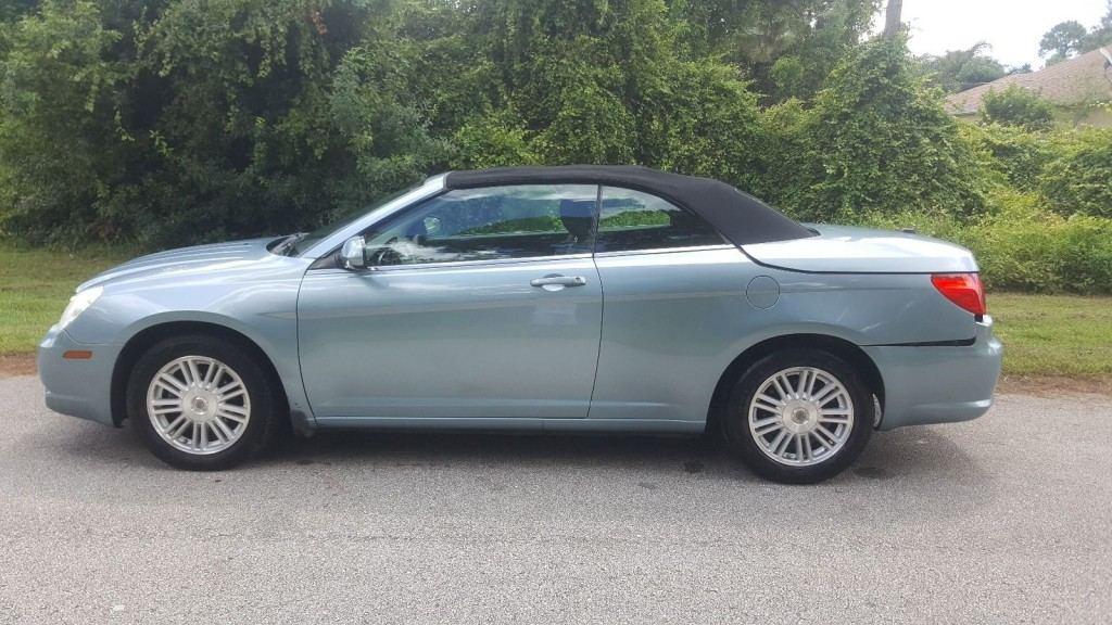 2009 Chrysler Sebring Convertible for sale